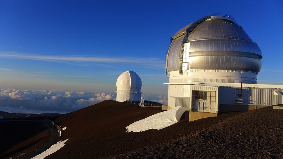 hawaii, mauna, kea, observatory